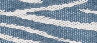 Dywan Horredsmattan Zebra Blue 21003