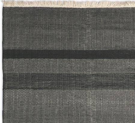 Dywan Nanimarquina Tres Texture Black