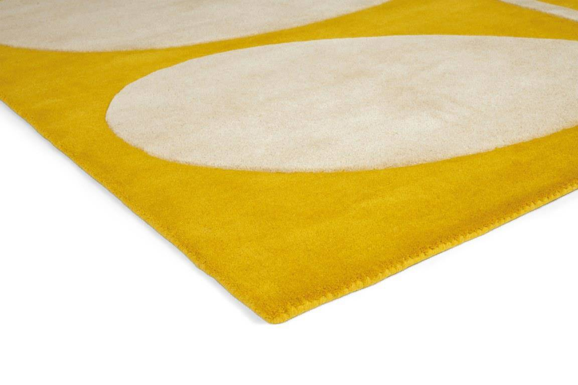 Dywan Orla Kiely Yellow Stem 059306