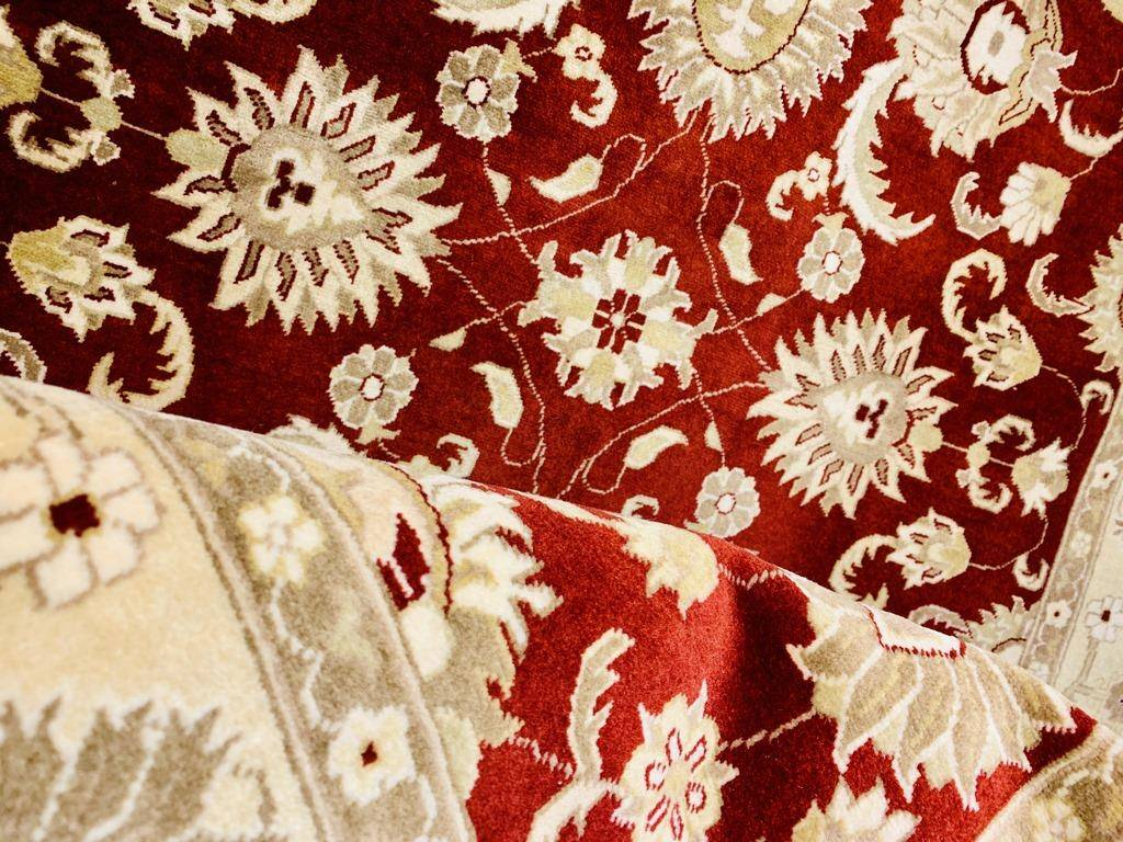 Dywan Wełniany Ziegler Iran 37664 116x174