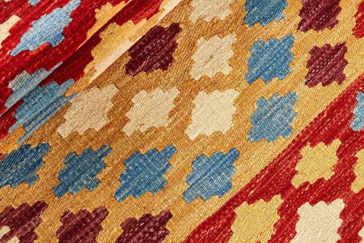 Dywan kilimowy  Afghan Kelim 1413222 76x202cm