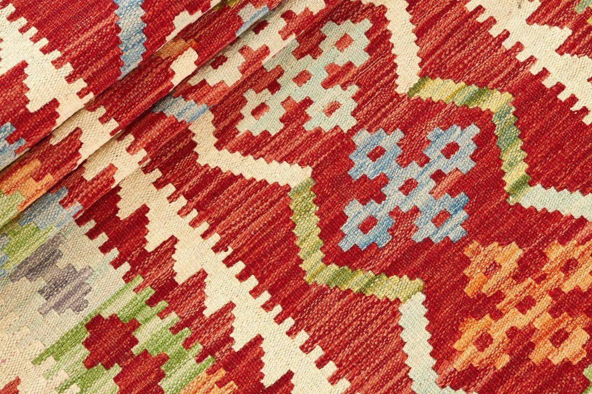 Dywan kilimowy  Afghan Kelim 1413596 90x390cm