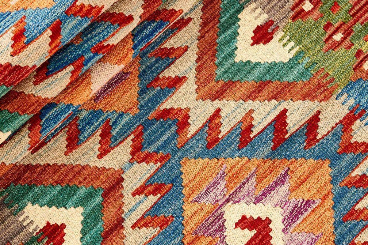 Dywan kilimowy  Afghan Kelim 1414107 81x292cm