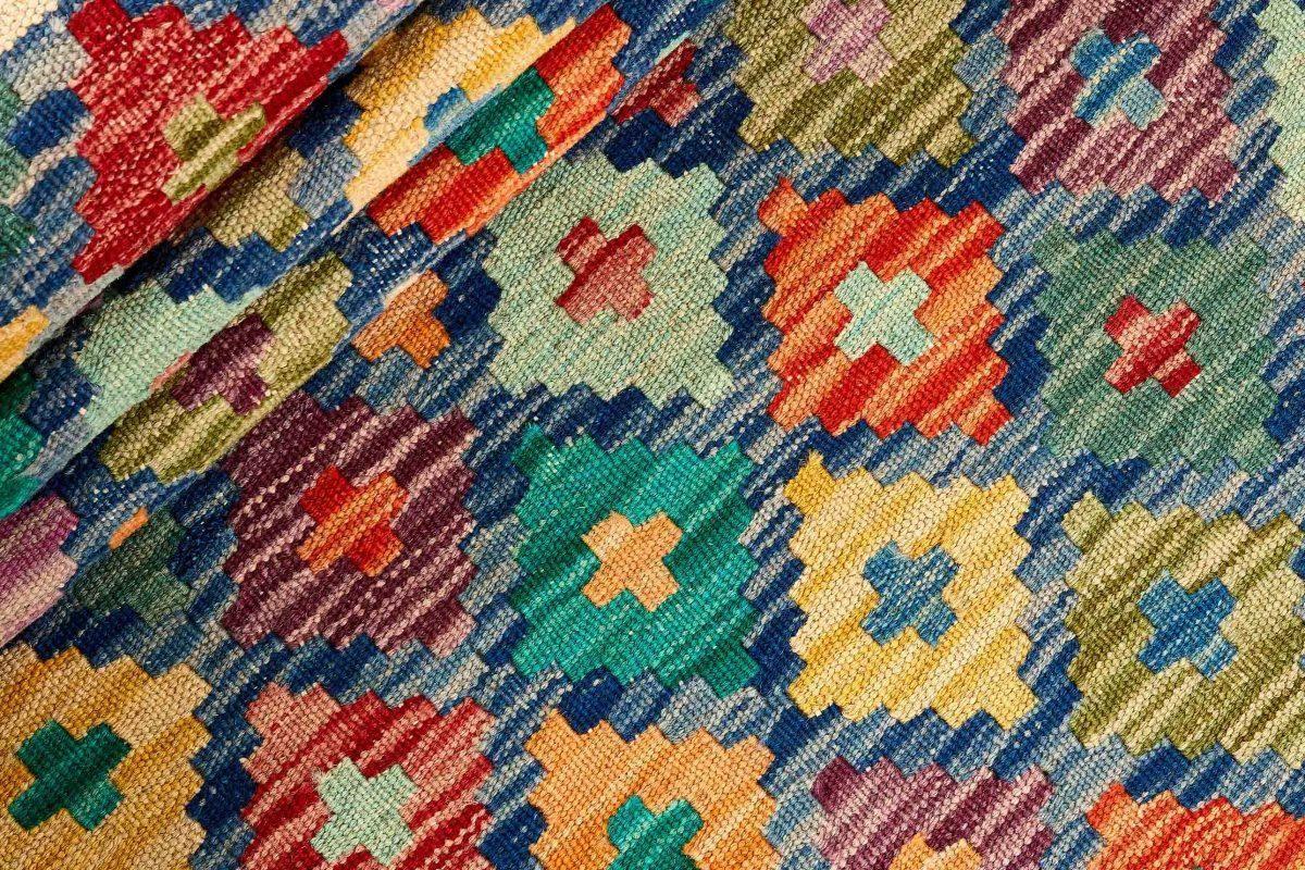 Dywan kilimowy  Afghan Kelim 1414333 83x290cm