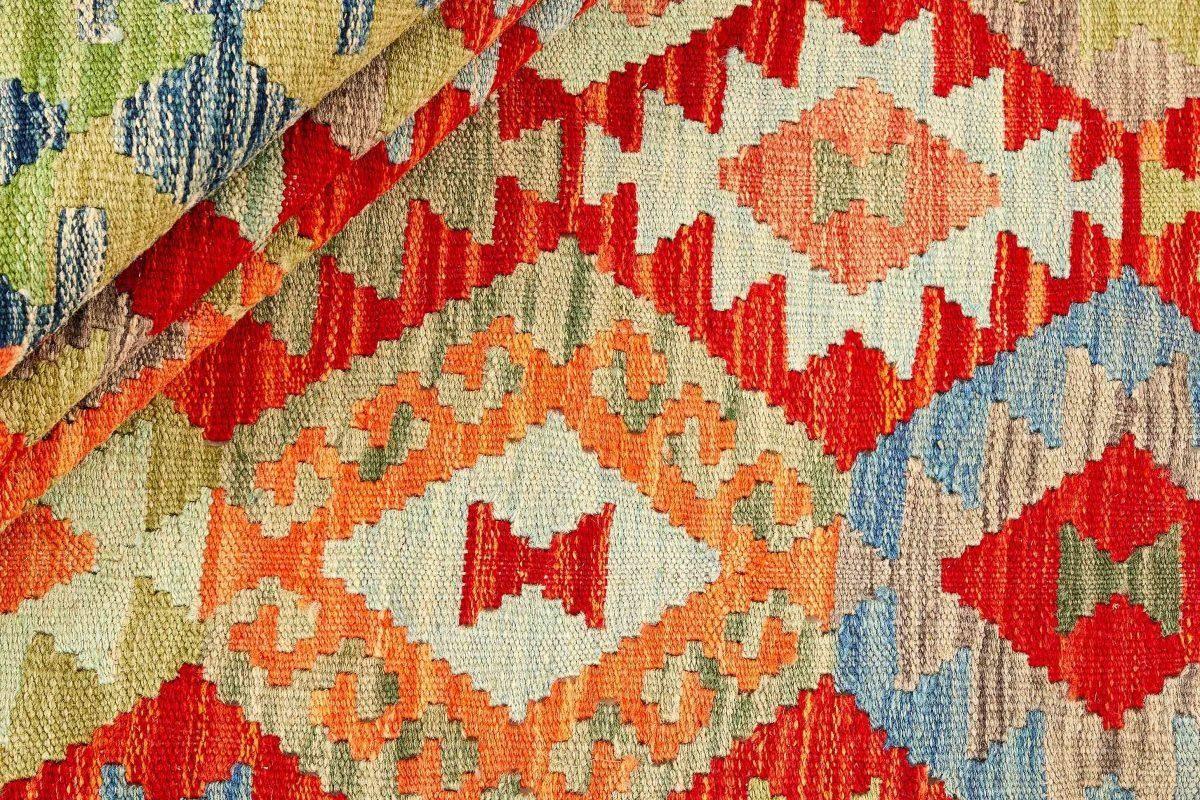 Dywan kilimowy  Afghan Kelim 1414771 205x302cm