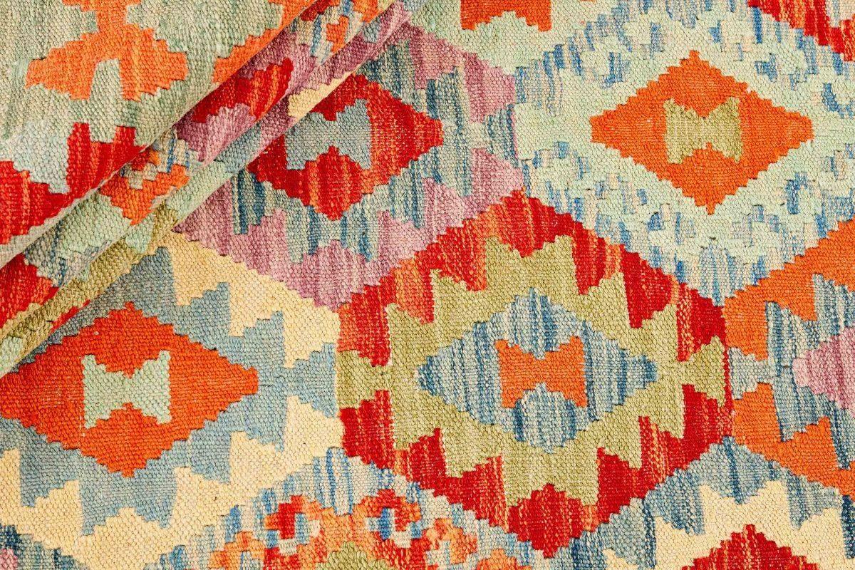 Dywan kilimowy  Afghan Kelim 1414772 210x299cm