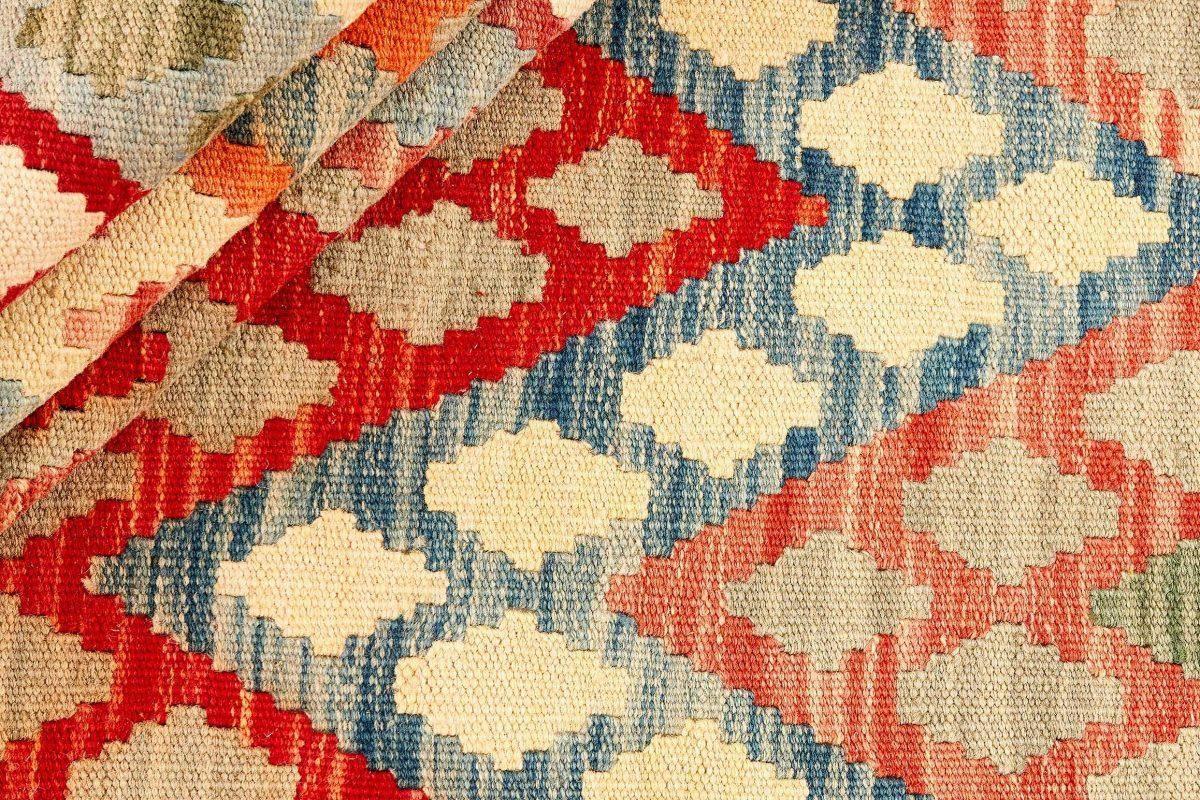 Dywan kilimowy  Afghan Kelim 1414774 205x292cm