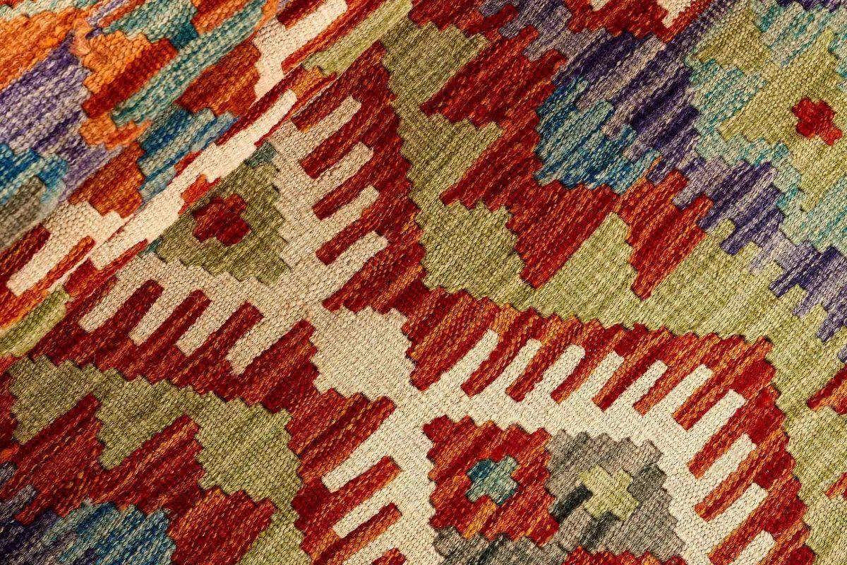 Dywan kilimowy  Afghan Kelim 1419595 80x204cm